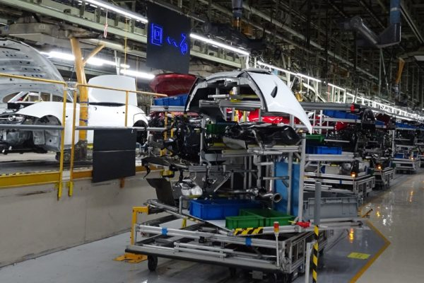 Mazda Aims to Bring Advanced Production System to Overseas Bases