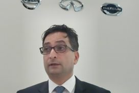 Nissan Reveals New Business Strategy for Africa, India, Middle East