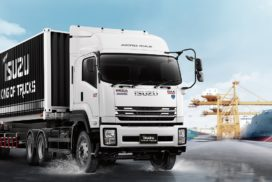 Isuzu Aims to Boost Commercial Vehicle Sales in ASEAN Market