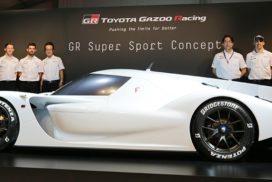Toyota Unveils GR Super Sport Concept at Le Mans