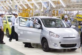 Mitsubishi Motors Targets Additional Factory Automation in Thailand