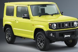 Suzuki Reveals New Jimny for First Time in 20 Years