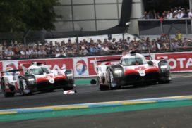 Toyota Ends Le Mans Curse