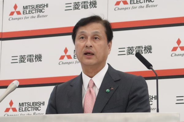Mitsubishi Electric Plans Strong Response to Car Electrification Trends