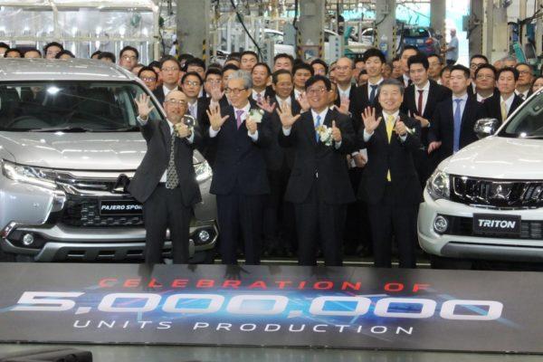 Mitsubishi Motors Eyes Thai Production of Electrified Cars