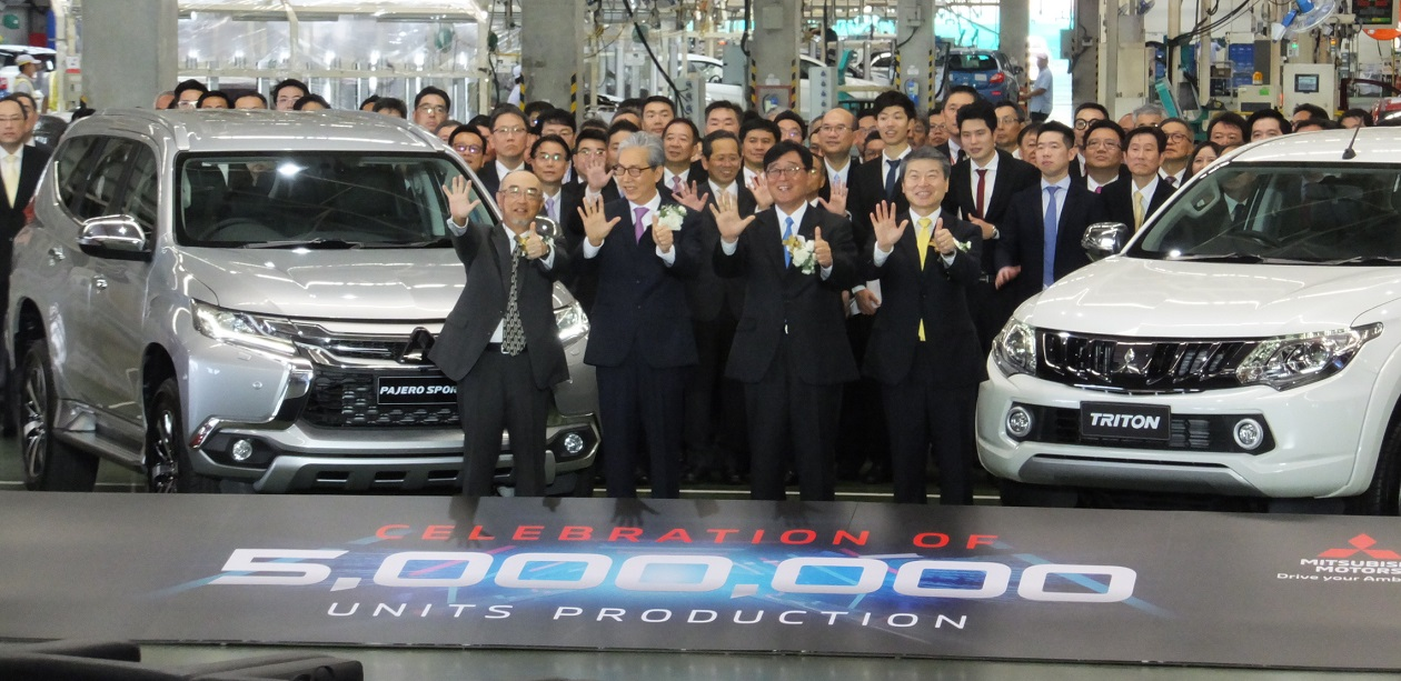 Mitsubishi Motors Eyes Thai Production of Electrified Cars