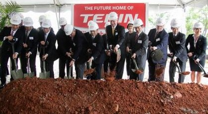Teijin Breaks Ground on New Carbon Fiber Facility in US