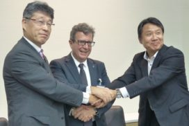 Sojitz, Toshiba Tie up With CBMM to Develop New Anode Material for LiBs